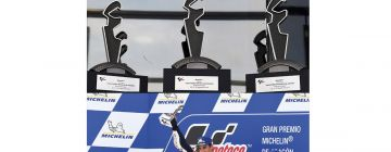 TROPHEES MICHELIN MOTO GP